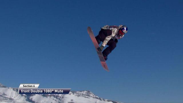 Laax (SUI), slopestyle messieurs: la victoire pour le Canadien Sebastien Toutan (87.25) [RTS]