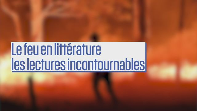 Une littérature tout feu tout flamme [RTS]