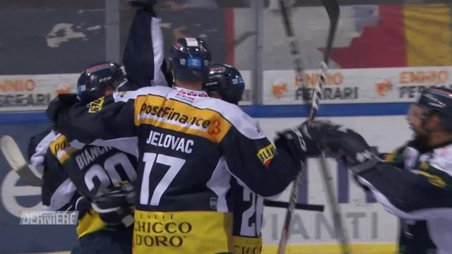 National League, 39e journée: Ambri - Bienne (5-4 ap) [RTS]