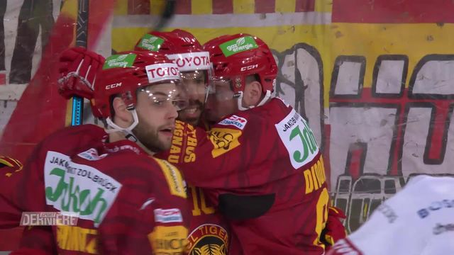 National League, 39e journée: Langnau - Zoug (5-1) [RTS]