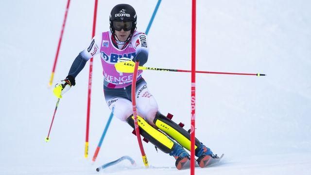 Ski: le doublé pour Clément Noël, quatre Suisses dans le top-10