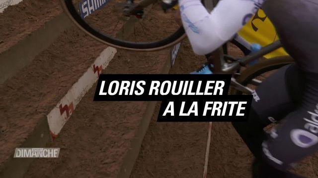 Le Mag: Loris Rouiller a la frite [RTS]