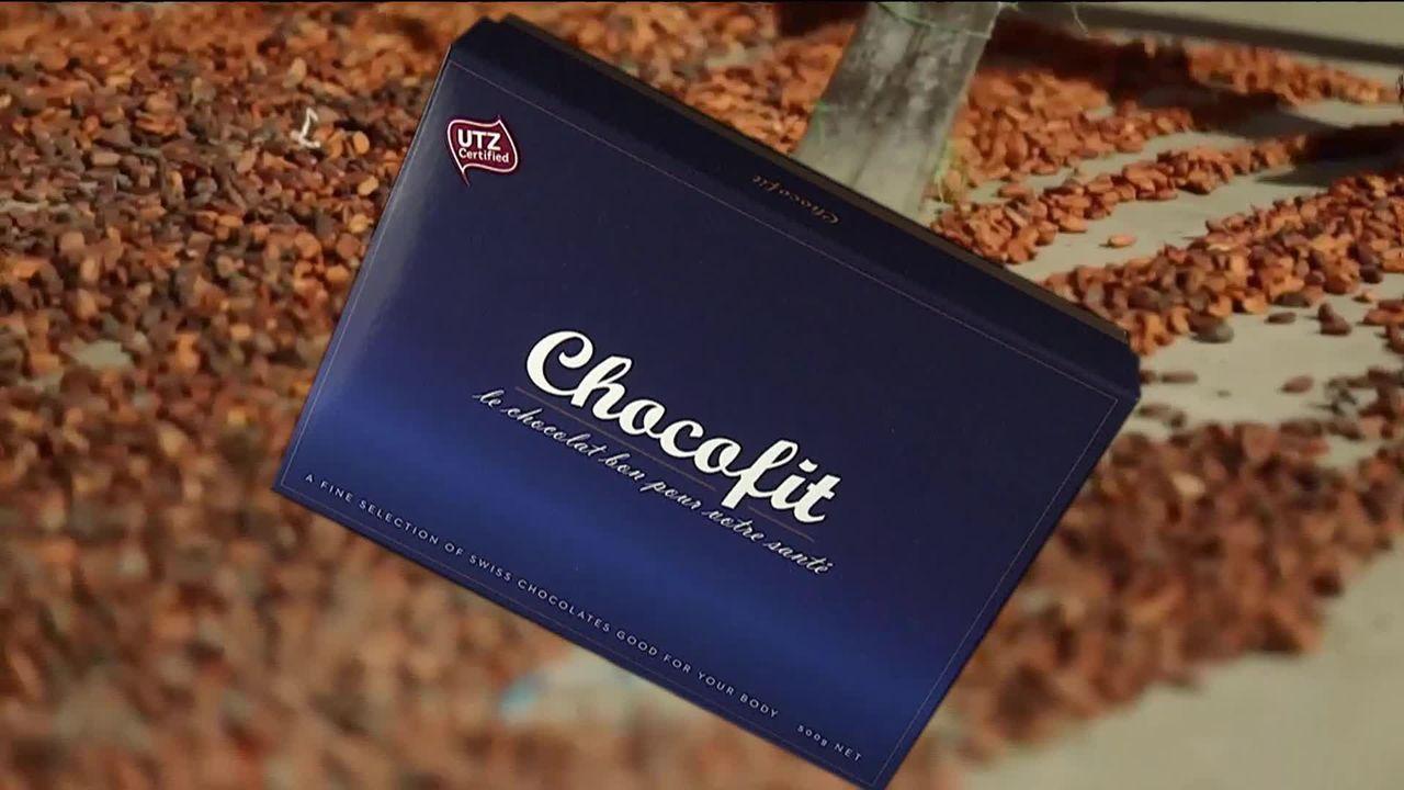 Les dessous d'un label du chocolat. [RTS]