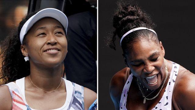 Open d'Australie: Osaka et Williams tiennent leur rang
