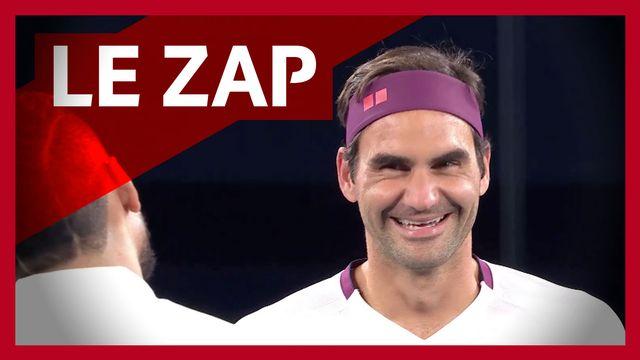 Le Zap RTSsport 2020 #3