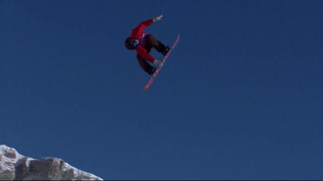 Snowboard messieurs, slopestyle: Nick Pünter (SUI) s'offre le bronze! [RTS]