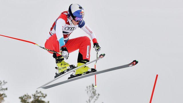 Skicross 2020 [Matthias Hauer - Keystone]