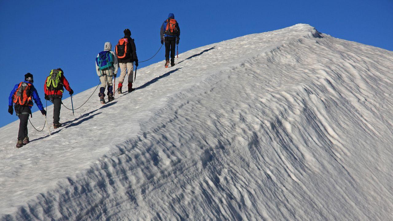 L'alpinisme, bientôt au patrimoine immatériel de l'UNESCO? [Guillaume Besnard - Fotolia]