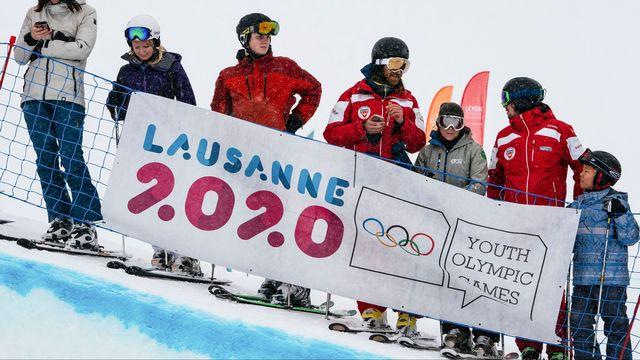 Les Jeux olympiques de la Jeunesse 2020. [RTS]