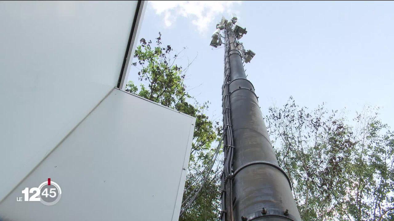 Neuchâtel veut encadrer l'installation de la 5G millimétrique [RTS]
