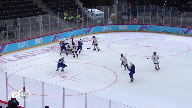 Bilan réjouissant des JOJ 2020 aussi sur le plan sportif. Seule déception, le hockey sur glace féminin. [RTS]