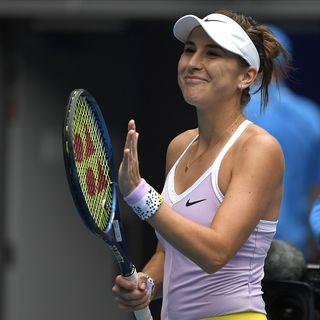 Open d'Australie: Belinda Bencic déjoue le «piège» Ostapenko