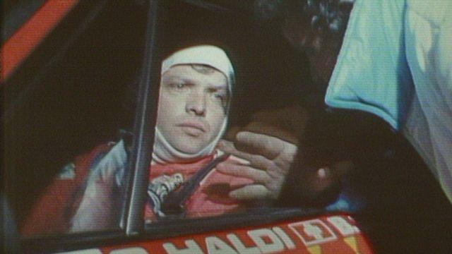 Un équipage suisse au Rallye de Monte-Carlo [RTS]