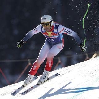 Ski: amoureux de la Streif, Clarey domine le 2e entraînement