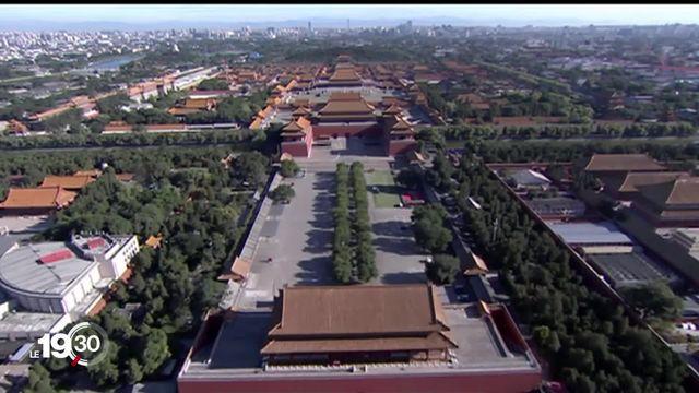 En Chine, des millions d'habitants confinés dans leurs métropoles pour empêcher la propagation du coronavirus. [RTS]