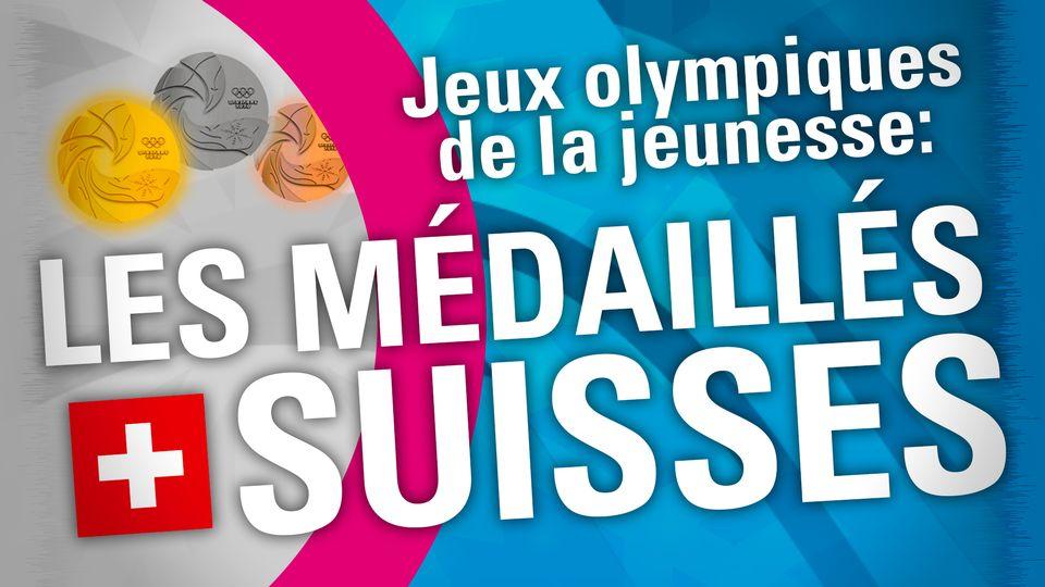 La Suisse a obtenu 12 médailles de plus qu'il y a 4 ans à Lillehammer. [RTS]