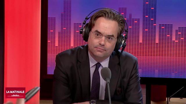 L'invité de la Matinale (vidéo) - Olivier Feller, conseiller national PLR vaudois [RTS]