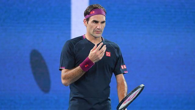 Le meilleur du match incroyable entre Federer et Millman à Melbourne!