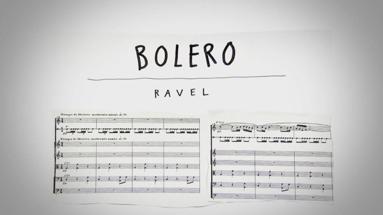 Maurice Ravel - Boléro [RTS]