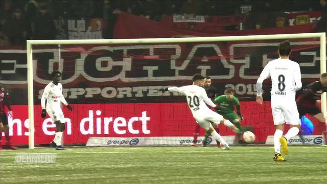 Super League, 19e j.: NE Xamax - Servette (1-2) [RTS]