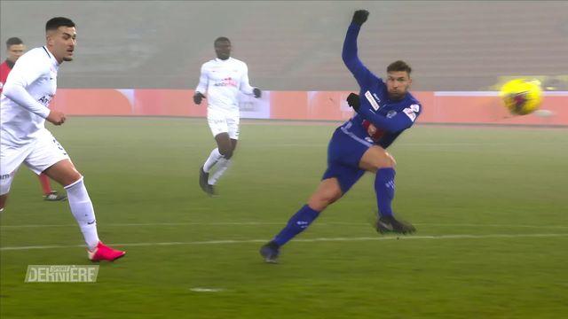 Super League, 19e j.: Zurich - Lucerne (2-3) [RTS]