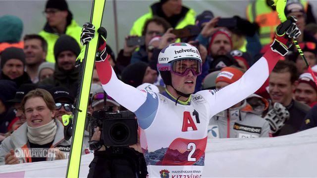Ski: le mois de Yule [RTS]