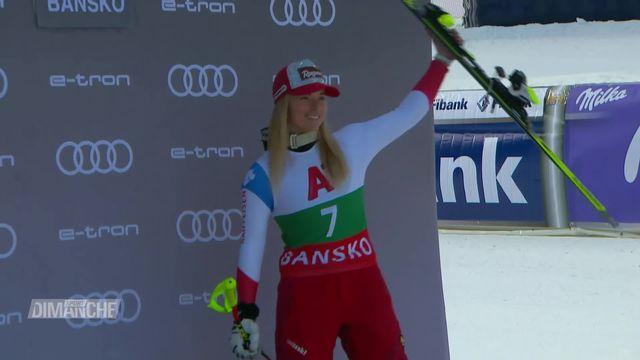 Ski: le retour de Lara Gut-Behrami [RTS]