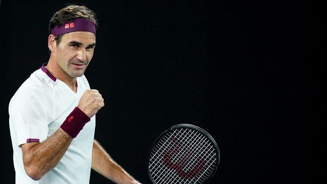 Federer 2020