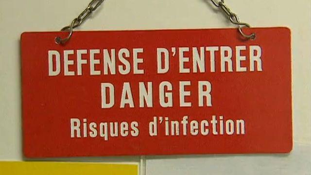 Alerte au virus [RTS]