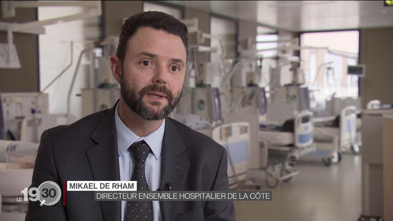 La Suisse compte 280 hôpitaux. Il faudrait en supprimer 28, un sur dix. Une logique des coûts en contradiction avec la réalité. [RTS]