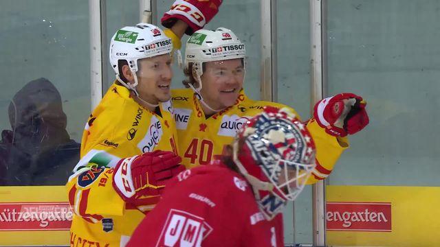 National League, 40e j.: Rapperswil - Bienne (4-6) [RTS]