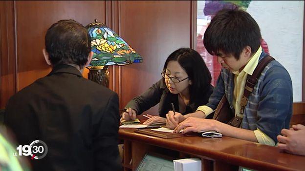 Économie : La Suisse pourrait perdre jusqu'à 50% de touristes chinois à cause du virus •