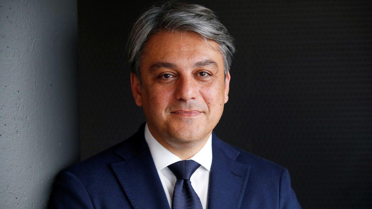 L'Italien Luca de Meo nommé directeur général de Renault par le conseil d'administration du constructeur automobile. [Albert Gea - Reuters]