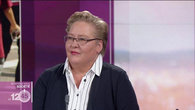 Rendez-vous société: l'obésité continue de progresser en Suisse. Katja Schläppi, prés. Ass. Perceptio Cibus est l'invitée [RTS]