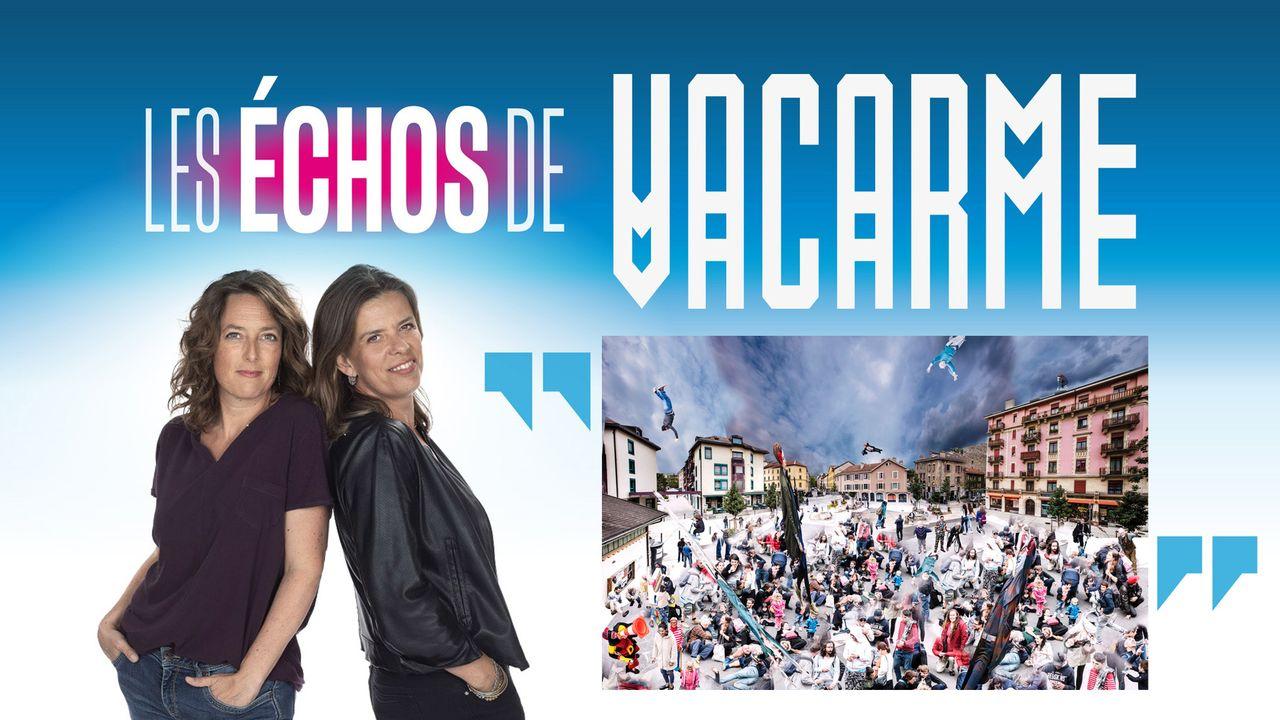 Les Échos de Vacarme: SDF - des invisibles dans la ville. [Max Jacot/Vacarme - DR/RTS]