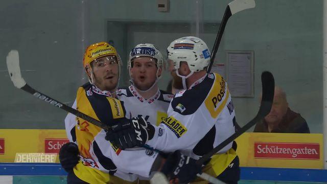 National League, 42e journée: Rapperswil - Ambri (3-2 tb) [RTS]