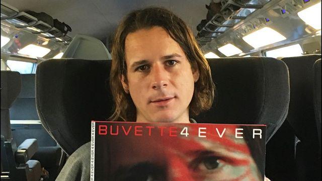 """Cédric Streuli, alias Buvette, sort son 5e album intitulé """"4ever"""". [Facebook / BUVETTE]"""