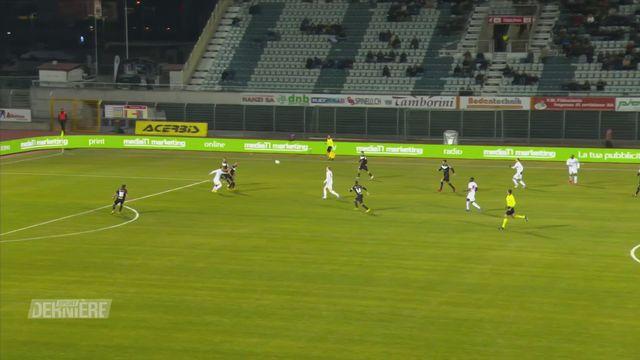 Super League: Lugano-Xamax 1-1 [RTS]