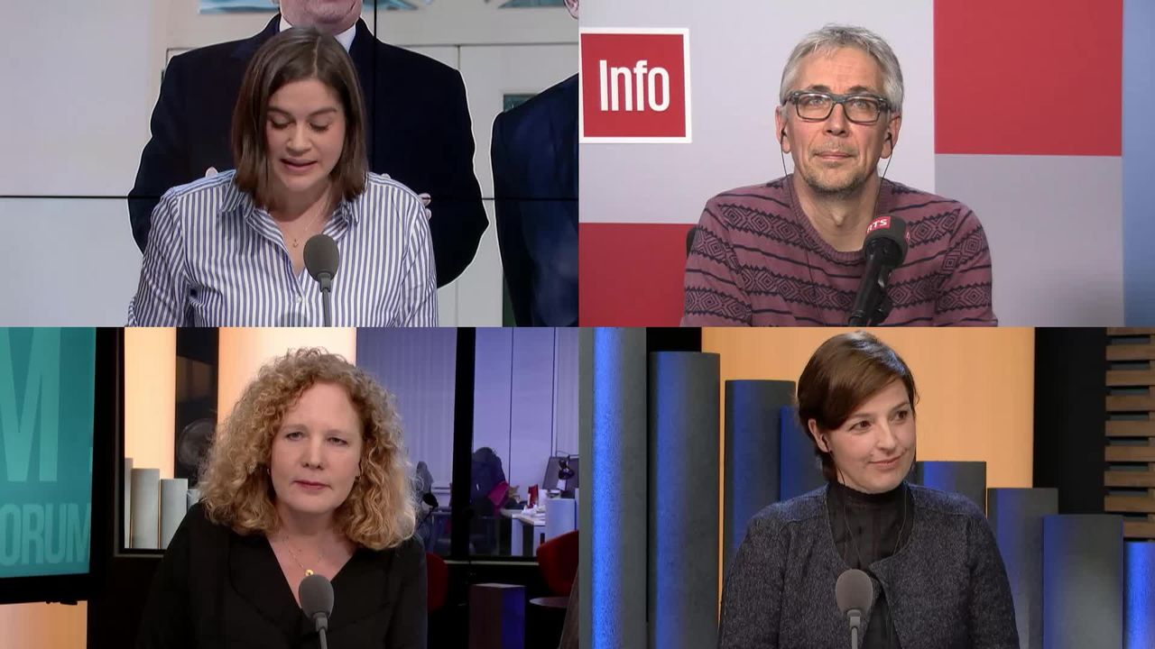 Forum des médias - Proche-Orient: le plan de la colère? [RTS]