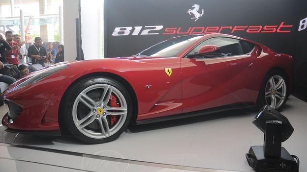Économie : Ferrari a pour la première fois vendu plus de 10'000 bolides en un an  