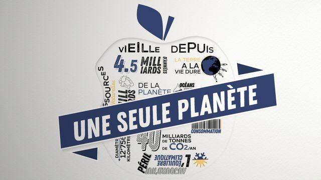 Une seule planète. [Elize Flora]
