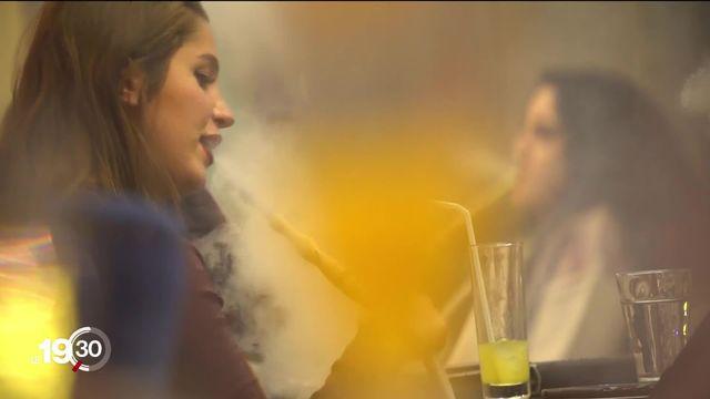 Le Liban se retrouve dans le top 3 des pays consommateurs de tabac dans le monde. [RTS]