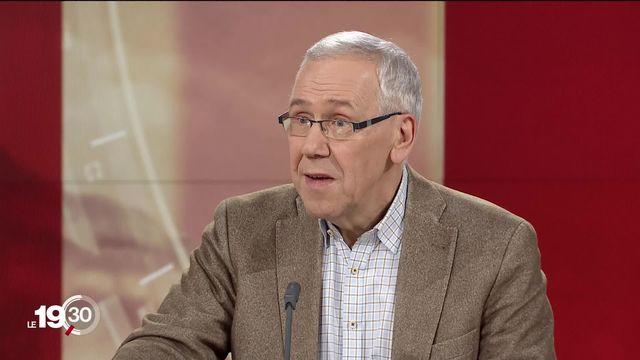 Abus sexuel dans le diocèse de Lausanne, Fribourg et Genève: les précisions de Bernard Litzler, journaliste RTS religions. [RTS]