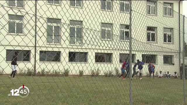 Le secrétariat d'Etat aux migrations tire un premier bilan positif des procédures d'asile accélérées [RTS]