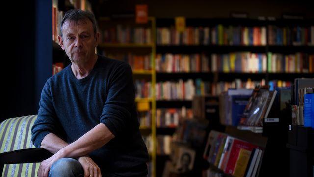 L'écrivain et scénariste français Pierre Lemaître. [Raul ARBOLEDA - AFP]