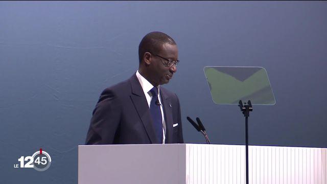 Le directeur de Credit Suisse Tidjane Thiam démissionne après des mois de tensions [RTS]