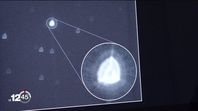 Le satellite suisse Cheops a pris sa première photo d'étoiles hors de notre système solaire [RTS]