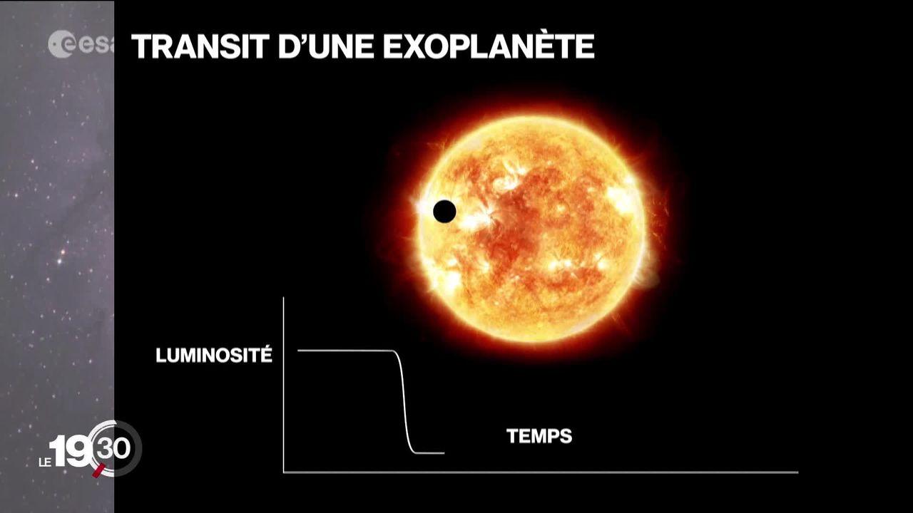 Le satellite suisse Cheops vient de livrer ses premières photos d'étoiles hors de notre système solaire. [RTS]