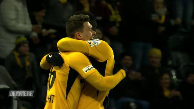 21e journée, Young Boys - Sion (1-0) [RTS]