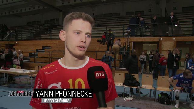 Qualifications monsieurs : Interview de Yann Prönnecke et Karim Zerika [RTS]